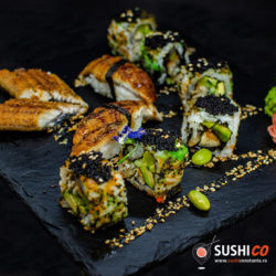 Sushi Constanta EEL UNAGI SET CWG_3718