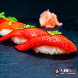Sushi Constanta Red Pepper Nigiri CWG_3477
