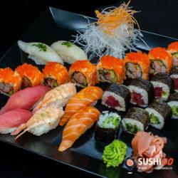 Sushi Constanta SUSHI PLATTER 24 BUCCWG_3840