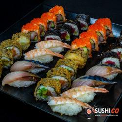 Sushi Constanta SUSHI PLATTER 32 BUC CWG_3769