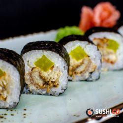 Sushi Constanta Unagi Maki CWG_3229