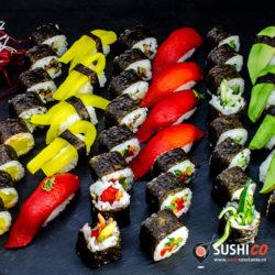 Sushi Constanta VEGETABLE SET 40 BUC CWG_3854
