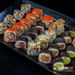 Sushi Constanta maki mono for two CWG_3899
