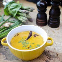 05. New Delhi Dal Soup Ciorbe Constanta Supa Supe Asiatica